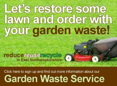 Click here to sign up and find out more about our Garden Waste Service