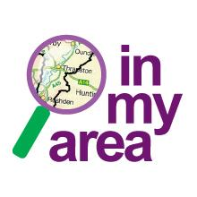 in my area logo