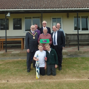 Benefield cricket club