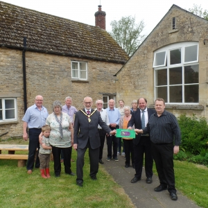 Village hall improvements Bulwick